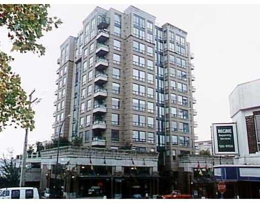 """Main Photo: 305 720 CARNARVON ST in New Westminster: Downtown NW Condo for sale in """"CARNARVON TOWERS"""" : MLS®# V590167"""