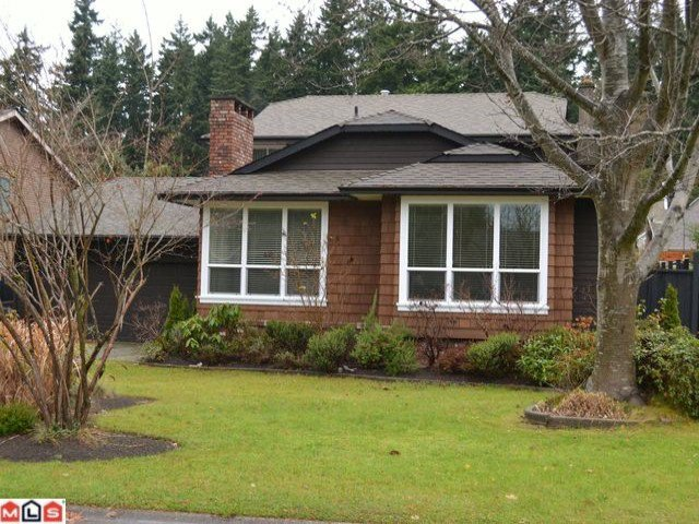 """Main Photo: 14461 19TH Avenue in Surrey: Sunnyside Park Surrey House for sale in """"THE GLENS"""" (South Surrey White Rock)  : MLS®# F1227712"""