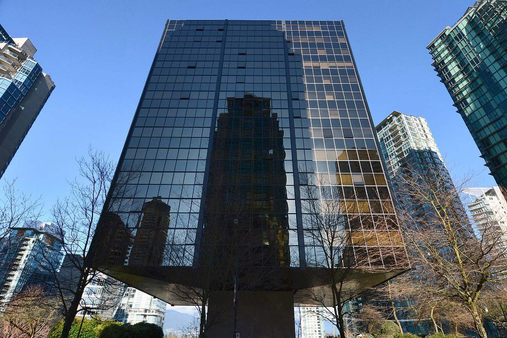 Main Photo: 704 1333 W GEORGIA Street in Vancouver: Coal Harbour Condo for sale (Vancouver West)  : MLS®# V995092