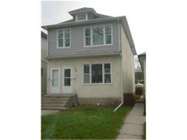 Main Photo: 258 Lansdowne Avenue in WINNIPEG: West Kildonan / Garden City Residential for sale (North West Winnipeg)  : MLS®# 1308894