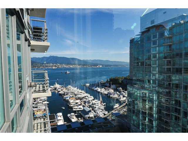 """Photo 2: Photos: 1504 590 NICOLA Street in Vancouver: Coal Harbour Condo for sale in """"Cascina"""" (Vancouver West)  : MLS®# V1009608"""