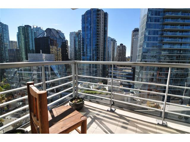 """Photo 5: Photos: 1504 590 NICOLA Street in Vancouver: Coal Harbour Condo for sale in """"Cascina"""" (Vancouver West)  : MLS®# V1009608"""