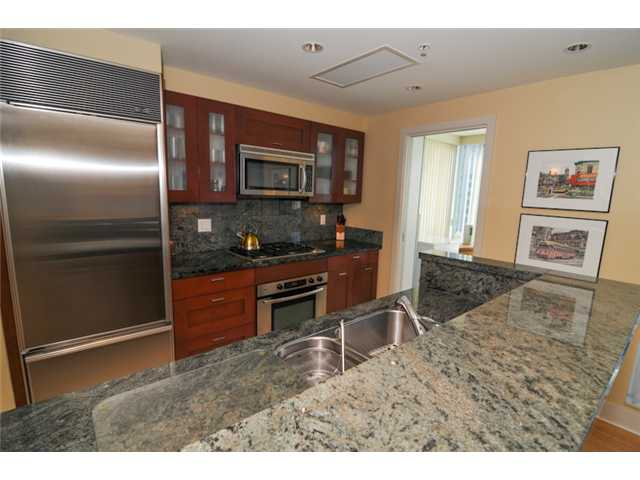 """Photo 6: Photos: 1504 590 NICOLA Street in Vancouver: Coal Harbour Condo for sale in """"Cascina"""" (Vancouver West)  : MLS®# V1009608"""