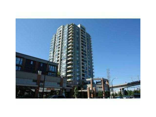 Main Photo: 2102 4118 DAWSON Street in Burnaby: Brentwood Park Condo for sale (Burnaby North)  : MLS®# V1023703