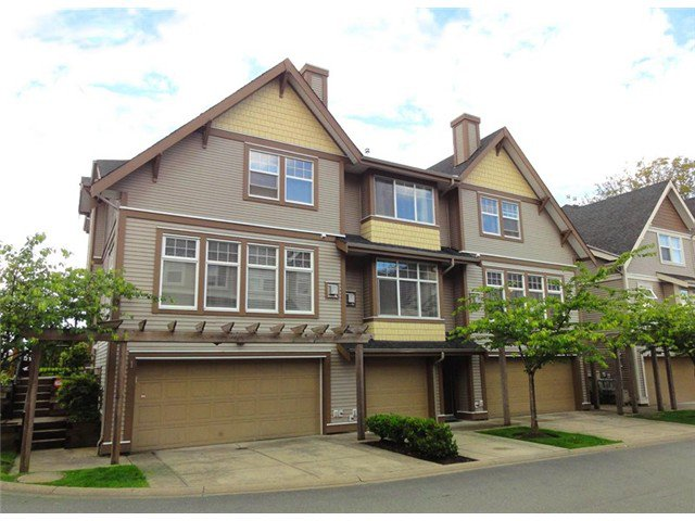 "Main Photo: # 2 6588 188TH ST in Surrey: Cloverdale BC Townhouse for sale in ""Hillcrest Place"" (Cloverdale)  : MLS®# F1321944"