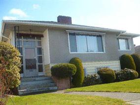 Main Photo: 6776 Knight Street in Vancouver: Knight House for sale (Vancouver East)  : MLS®# V874820