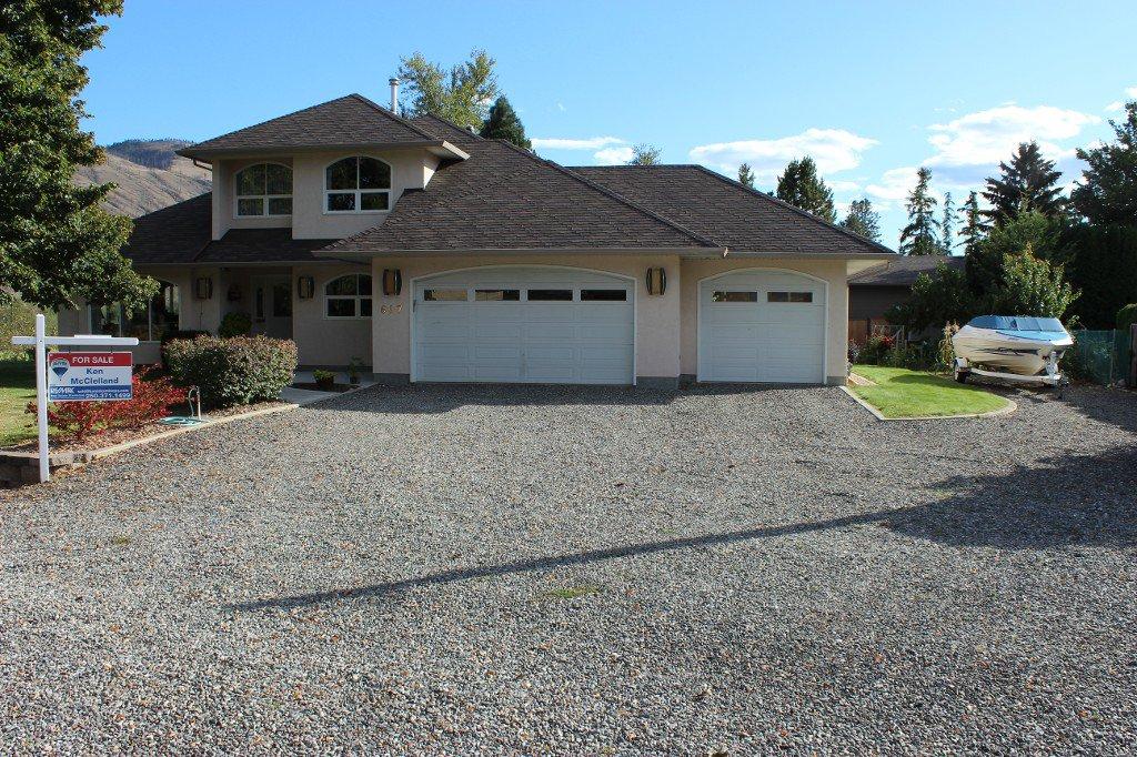 Photo 2: Photos: 617 Bissette Road in Kamloops: Westsyde House for sale : MLS®# 131131