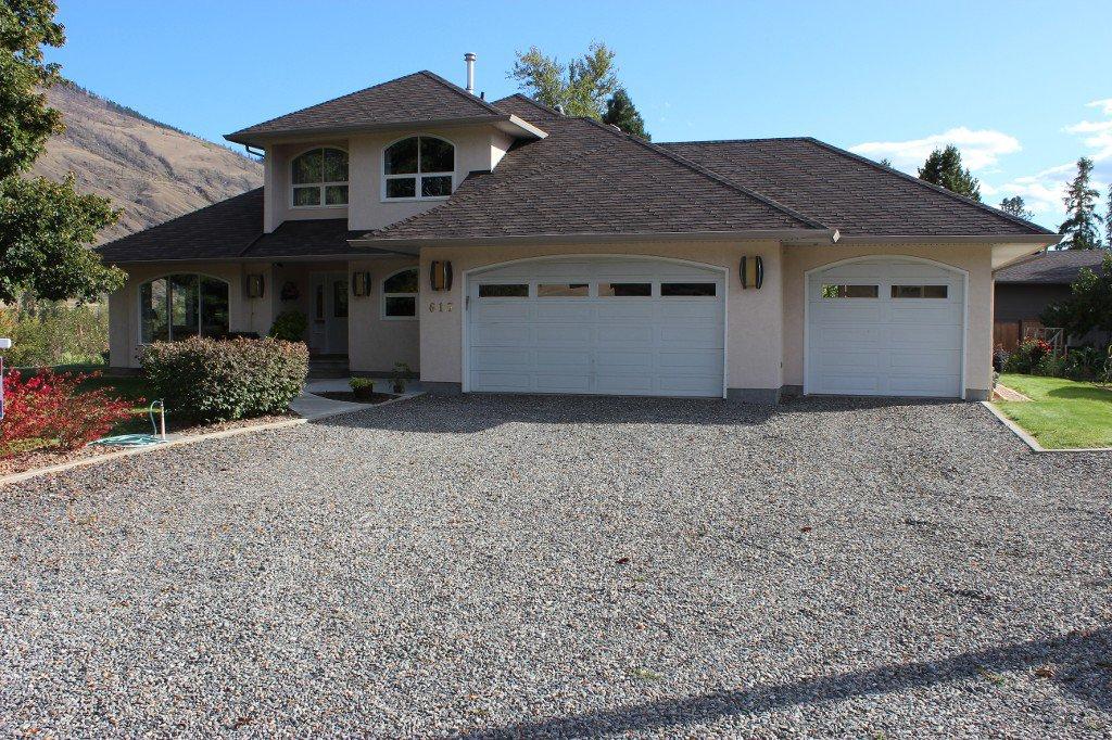 Photo 1: Photos: 617 Bissette Road in Kamloops: Westsyde House for sale : MLS®# 131131