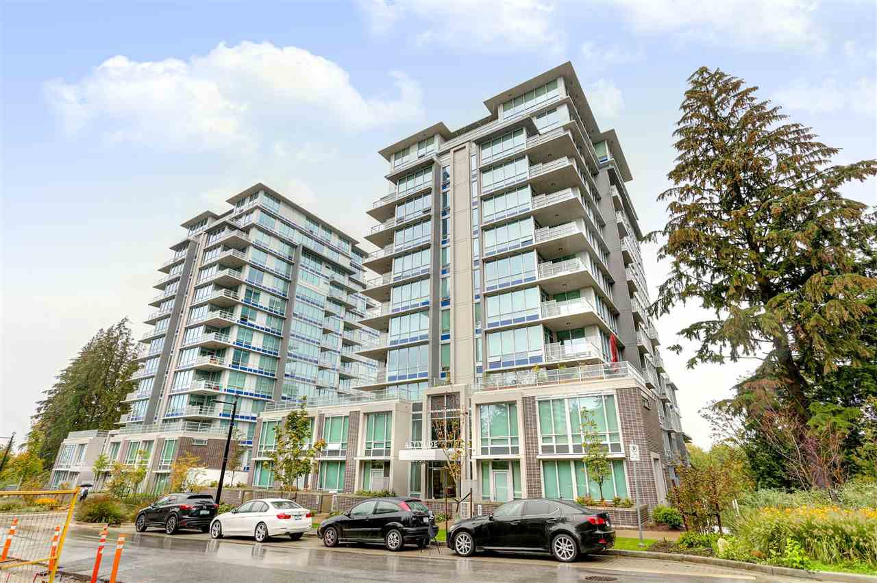 Main Photo: #8 - 9080 University Cres, in Burnaby: Simon Fraser Univer. Condo for sale (Burnaby North)  : MLS®# R2114166