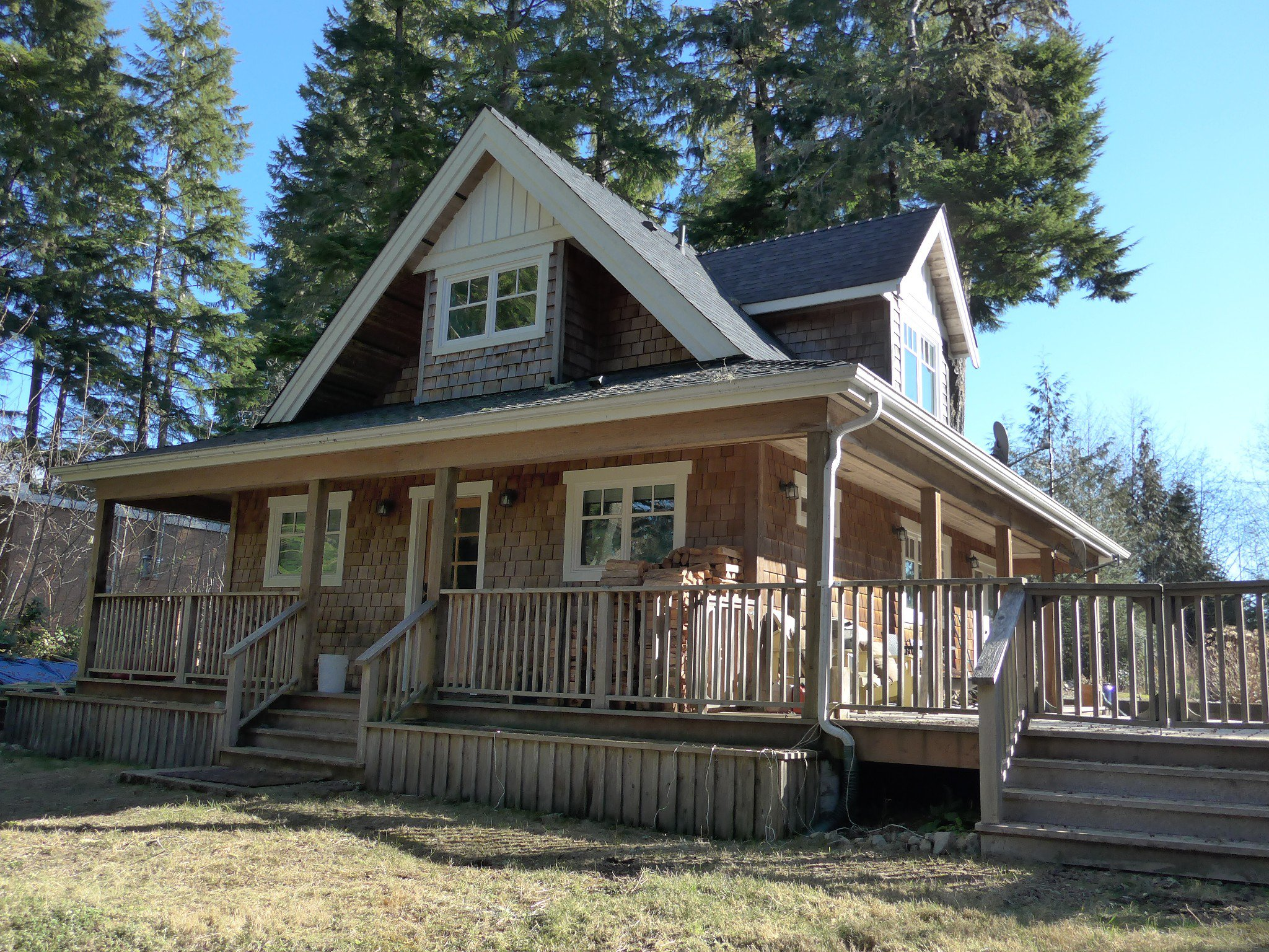 Main Photo: 194 Cape Beale Trail: Bamfield House for sale (Port Alberni)  : MLS®# 451551