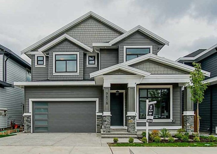 Main Photo: 9878 HUCKLEBERRY Drive in Surrey: Fraser Heights House for sale (North Surrey)  : MLS®# R2389738