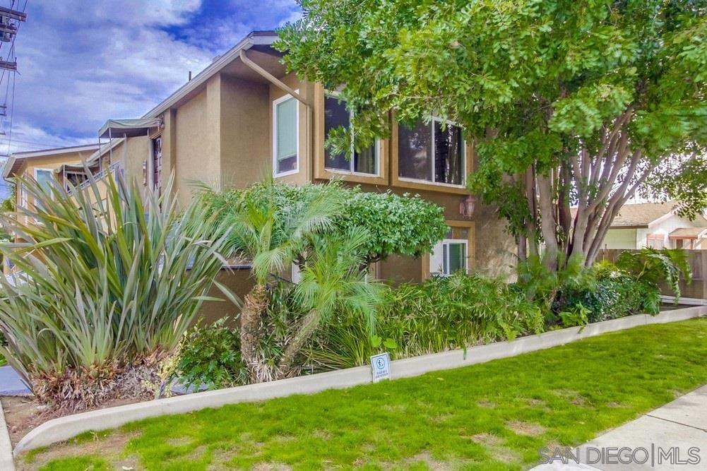 Main Photo: UNIVERSITY HEIGHTS Condo for sale : 1 bedrooms : 4225 Florida St #7 in San Diego