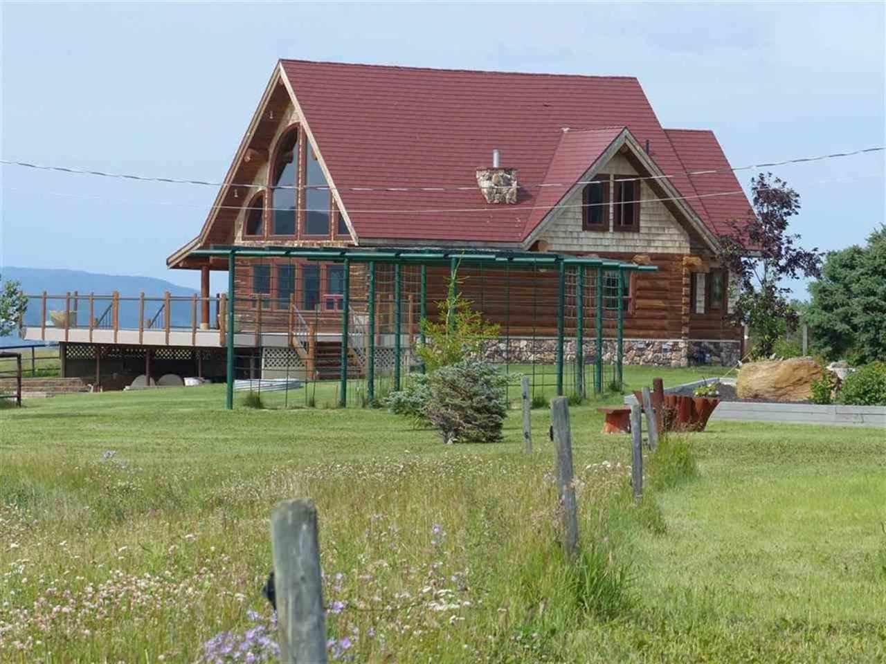 Photo 2: Photos: 5798 239 Road in Fort St. John: Fort St. John - Rural E 100th House for sale (Fort St. John (Zone 60))  : MLS®# R2423060