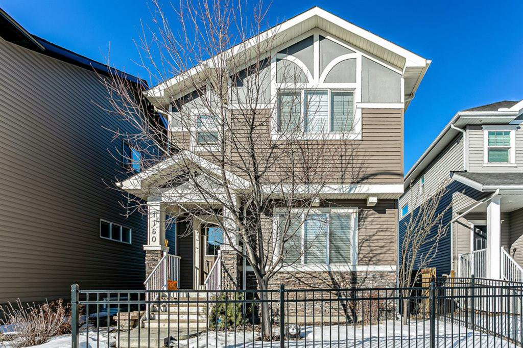 Main Photo: 1160 Kings Heights Road SE: Airdrie Detached for sale : MLS®# A1018568