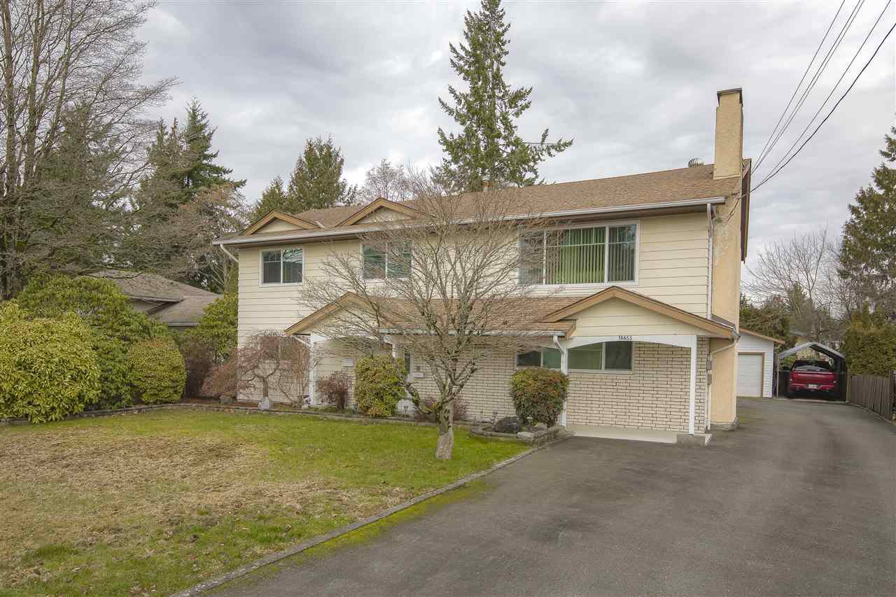 Main Photo: 14653 107A AVENUE in : Guildford House for sale : MLS®# R2438887