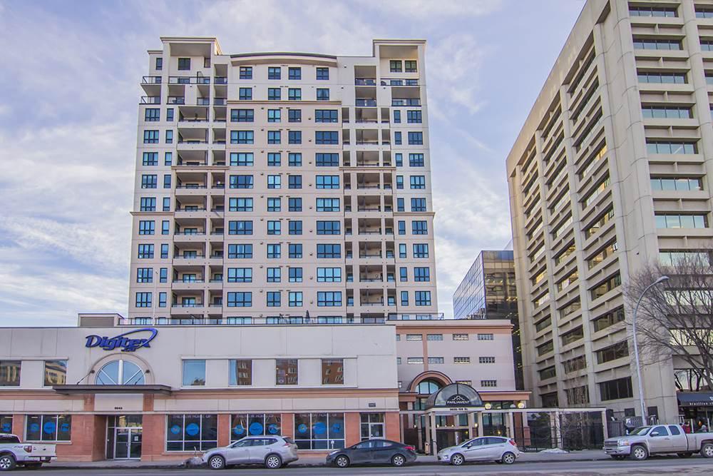 Main Photo: 905 9939 109 Street in Edmonton: Zone 12 Condo for sale : MLS®# E4224760