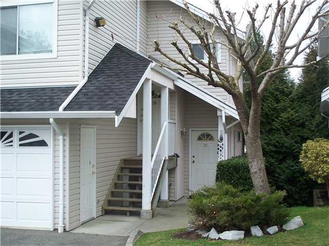"""Main Photo: 23 11588 232ND Street in Maple Ridge: Cottonwood MR Townhouse for sale in """"COTTONWOOD VILLAGE"""" : MLS®# V936310"""