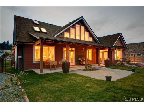 Main Photo: 2354 Coopers Hawk Rise in MILL BAY: ML Mill Bay House for sale (Malahat & Area)  : MLS®# 641784