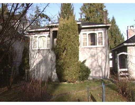 Main Photo: 4457 W 16TH AV in : Point Grey House for sale : MLS®# V237886