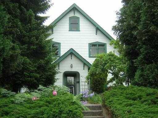 Main Photo: 237 E 20TH AV in : Main House for sale : MLS®# V885275