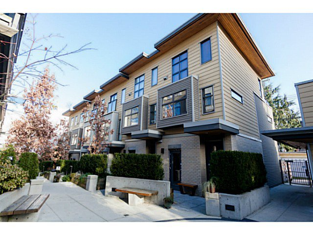 Main Photo: 3760 COMMERCIAL ST in Vancouver: Victoria VE Condo for sale (Vancouver East)  : MLS®# V1040001