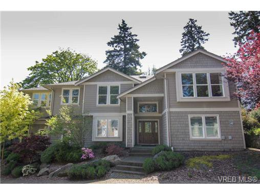 Main Photo: 124 Gibraltar Bay Drive in VICTORIA: VR View Royal Single Family Detached for sale (View Royal)  : MLS®# 340443