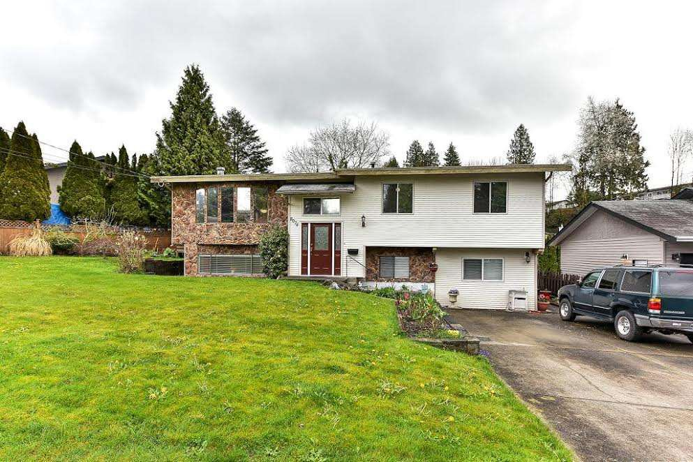 Main Photo: 8074 WAXBERRY CRESCENT in Mission: Mission BC House for sale : MLS®# R2158782