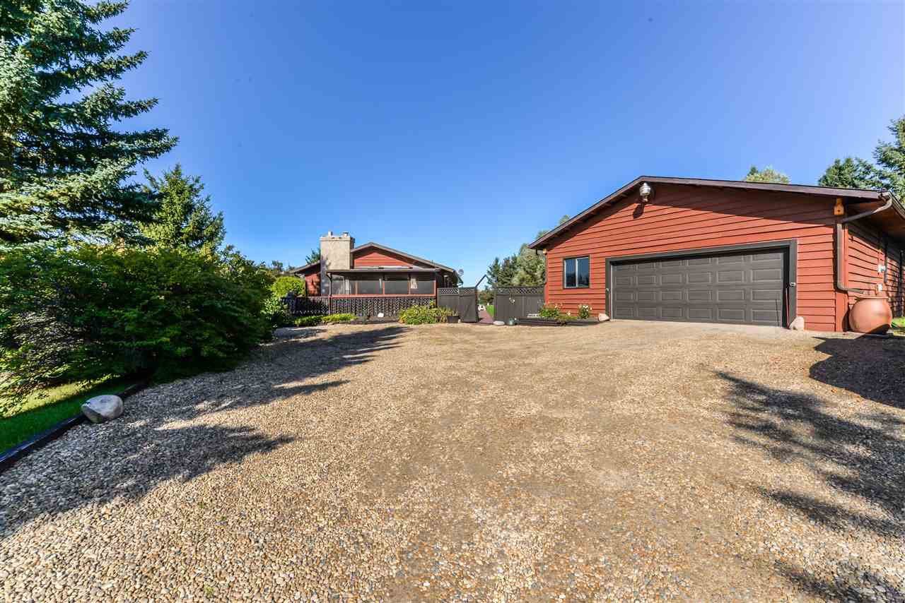 Main Photo: 26 51121 RGE RD 270: Rural Parkland County House for sale : MLS®# E4172403