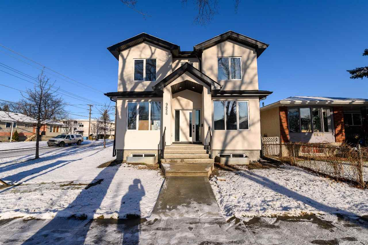 Main Photo: 9656 81 Ave in Edmonton: Zone 17 House for sale : MLS®# E4180582