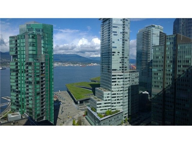 Main Photo: 2902 1128 W HASTINGS STREET in : Coal Harbour Condo for sale : MLS®# R2026750