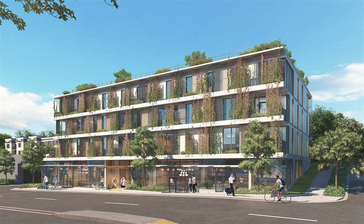 """Main Photo: 301 2888 ARBUTUS Street in Vancouver: Kitsilano Condo for sale in """"THE ARBUTUS"""" (Vancouver West)  : MLS®# R2426941"""