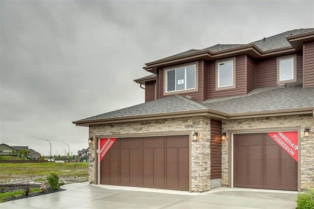 Main Photo: 26 PRAIRIE Gate: Spruce Grove House Half Duplex for sale : MLS®# E4208617