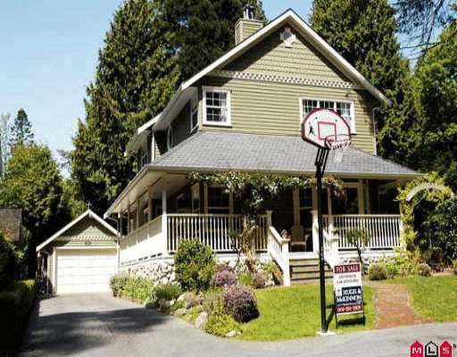 Photo 1: Photos: 12735 14TH AV in White Rock: Crescent Bch Ocean Pk. House for sale (South Surrey White Rock)  : MLS®# F2608563