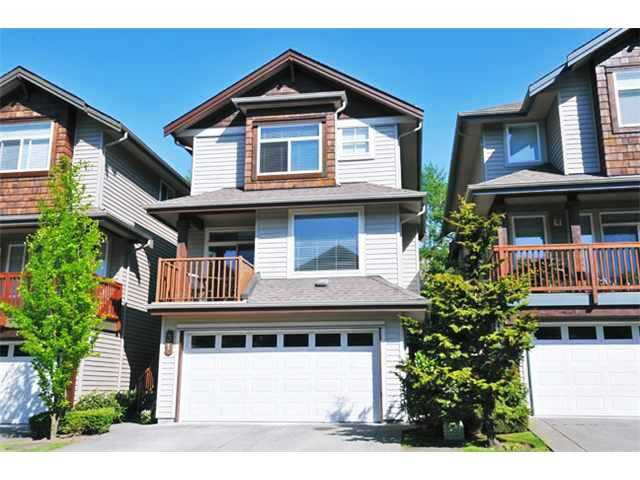 """Photo 3: Photos: 31 2387 ARGUE Street in Port Coquitlam: Citadel PQ House for sale in """"THE WATERFRONT"""" : MLS®# V1026547"""