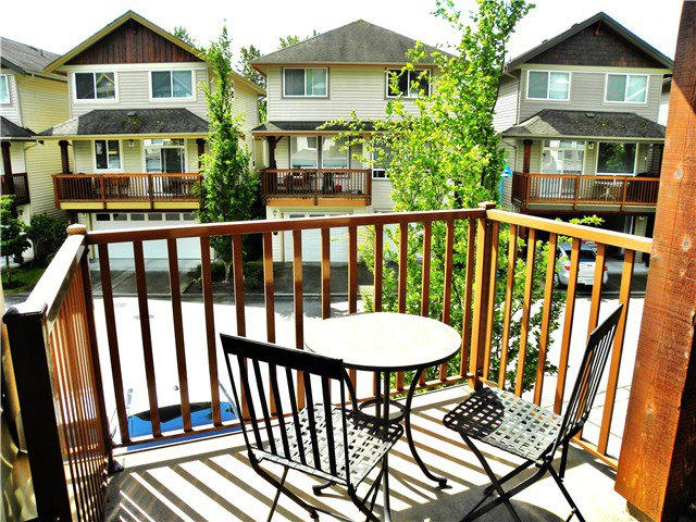 """Photo 8: Photos: 31 2387 ARGUE Street in Port Coquitlam: Citadel PQ House for sale in """"THE WATERFRONT"""" : MLS®# V1026547"""