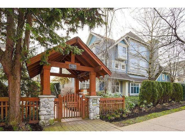Main Photo: # 42 7128 STRIDE AV in Burnaby: Edmonds BE Condo for sale (Burnaby East)  : MLS®# V1105755