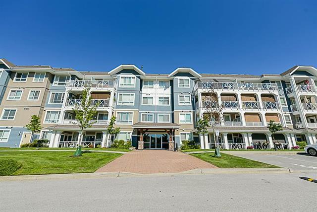 Main Photo: 407 16396 64th Avenue in Surrey: Condo for sale : MLS®# R2290340