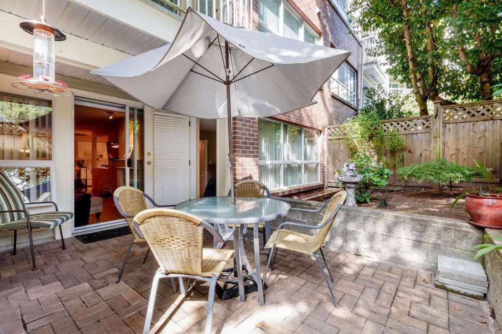 "Main Photo: 108 9688 148 Street in Surrey: Guildford Condo for sale in ""Hartford Woods"" (North Surrey)  : MLS®# R2413566"