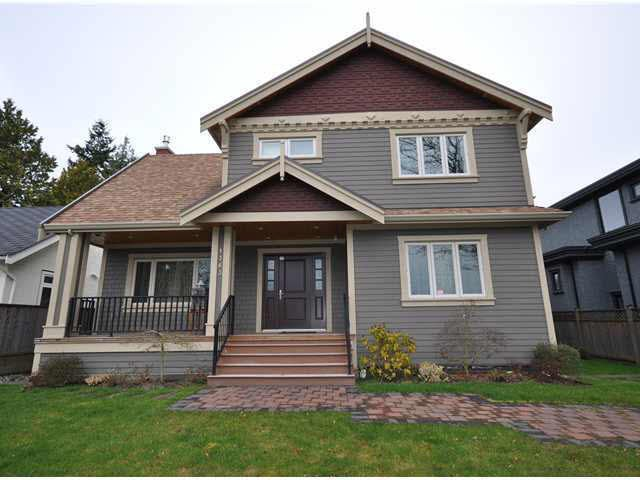 Main Photo: 1363 W 57TH AVENUE in : South Granville House for sale : MLS®# V994512