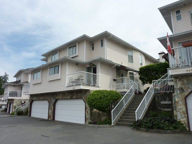 """Main Photo: # 145 6875 121ST ST in Surrey: West Newton Townhouse for sale in """"Glenwood Village"""" : MLS®# F1311446"""