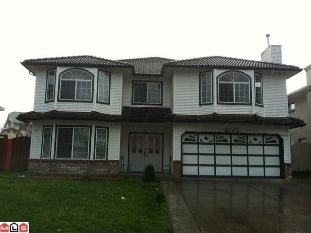 Main Photo: 3197 GOLDFINCH Street in Abbotsford: Abbotsford West House for sale : MLS®# F1312433