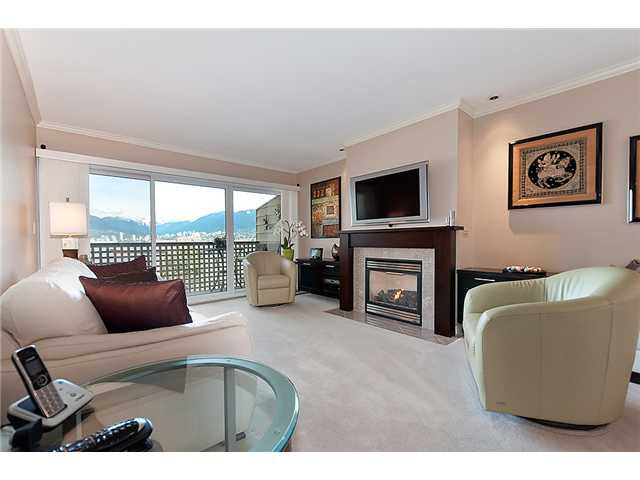 "Photo 3: Photos: # 416 2366 WALL ST in Vancouver: Hastings Condo for sale in ""LANDMARK MARINER"" (Vancouver East)  : MLS®# V1010845"