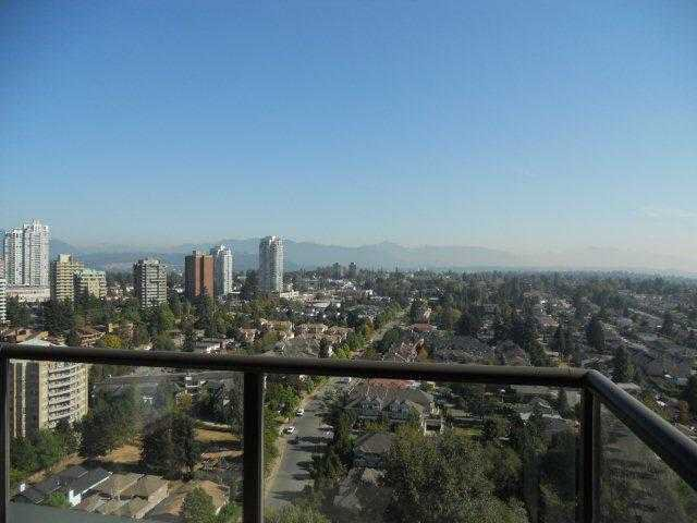 Main Photo: 2706 7088 18th Street in Burnaby: Condo for sale (Burnaby South)  : MLS®# v984533