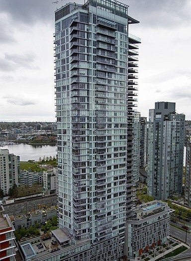 Main Photo: 609 1372 Seymour Street in Vancouver: Downtown Condo for sale (Vancouver West)  : MLS®# R2091913