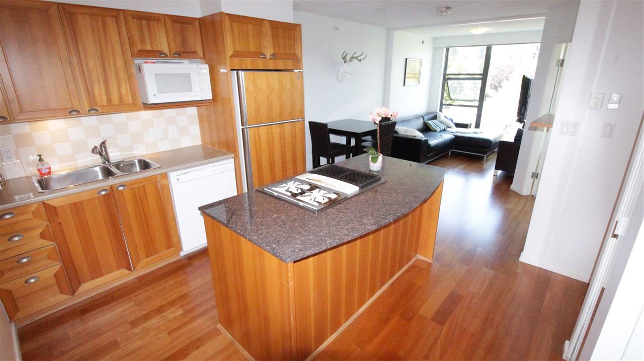Main Photo: 503 1723 ALBERNI STREET in Vancouver: West End VW Condo for sale (Vancouver West)  : MLS®# R2137204