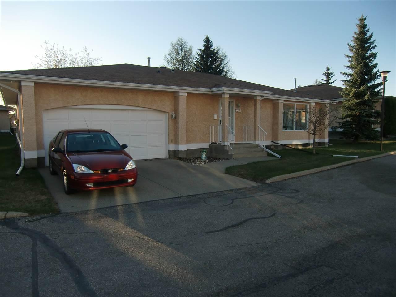 Main Photo: 1246 105 Street in Edmonton: Zone 16 Condo for sale : MLS®# E4165972