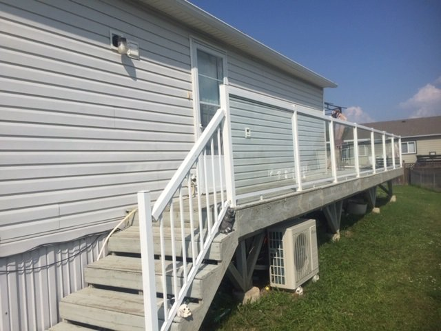 Photo 2: Photos: 9801 97 Street: Taylor Manufactured Home for sale (Fort St. John (Zone 60))  : MLS®# R2394986