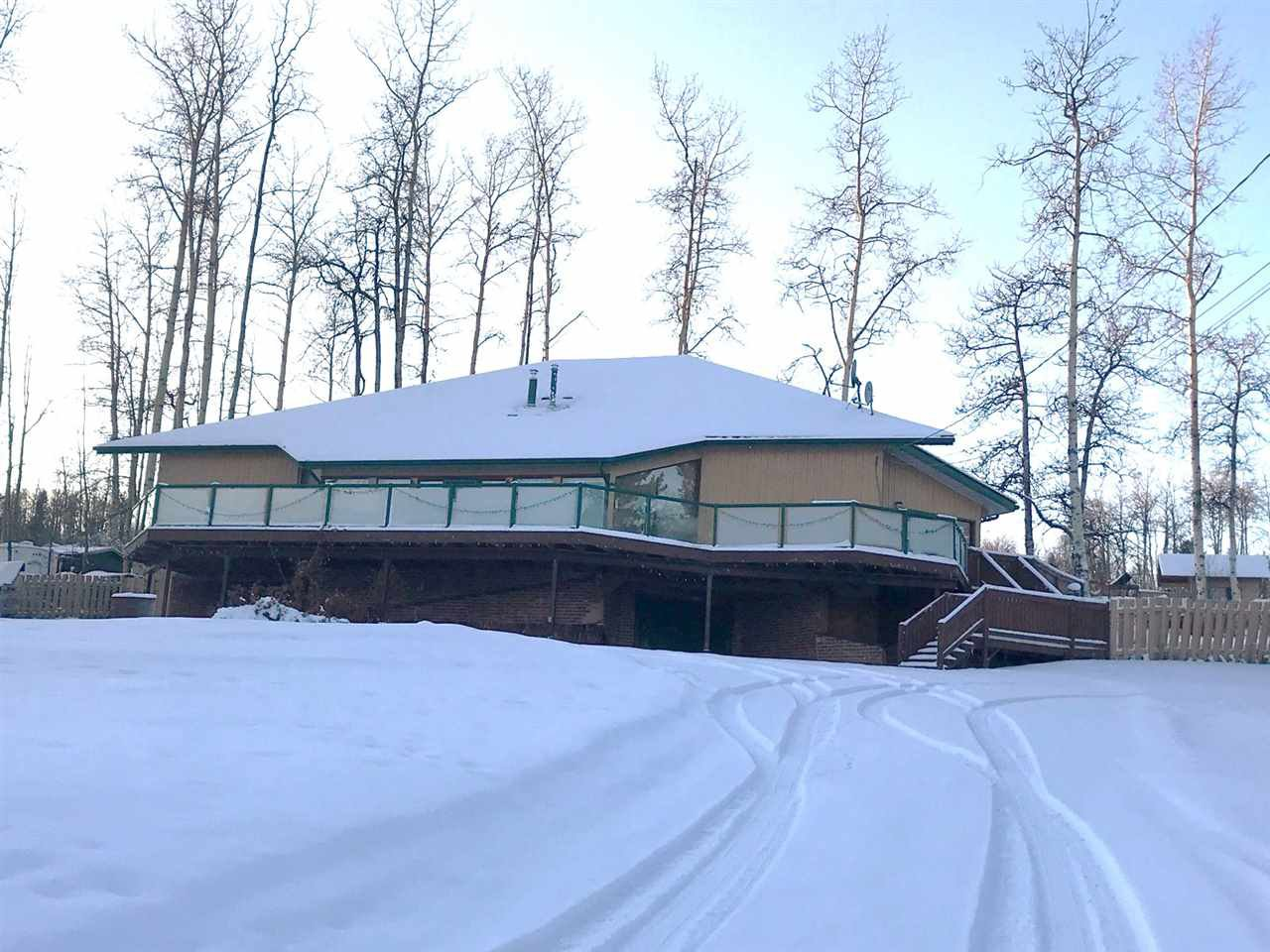 "Main Photo: 13241 LAKESHORE Drive in Charlie Lake: Lakeshore House for sale in ""CHARLIE LAKE"" (Fort St. John (Zone 60))  : MLS®# R2404152"