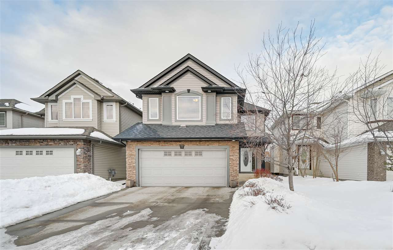 Main Photo: 8096 SHASKE Drive in Edmonton: Zone 14 House for sale : MLS®# E4187000