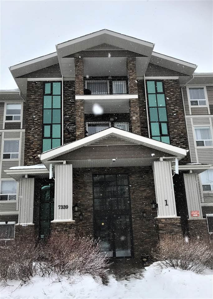 Main Photo: 1105 7339 SOUTH TERWILLEGAR Drive in Edmonton: Zone 14 Condo for sale : MLS®# E4189621